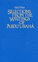Picture of SELECT/ WRITINGS ABDUL-BAHA (PB) US