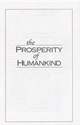 Picture of PROSPERITY OF HUMANKIND (PB) AUS