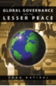 Picture of GLOBAL GOVERNANCE & THE LESSER PEACE  GR