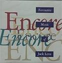 Picture of ENCORE - JACK LENZ