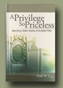 Picture of PRIVILEGE SO PRICELESS, A: BECOMING A BETTER TEACHER OF THE BAHA'I FAITH