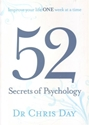 Picture of 52 SECRETS OF PSYCHOLOGY