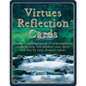 Picture of VIRTUES REFLECTION CARDS WITH BAGS