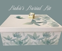 Picture of Baha'i Funeral Kit